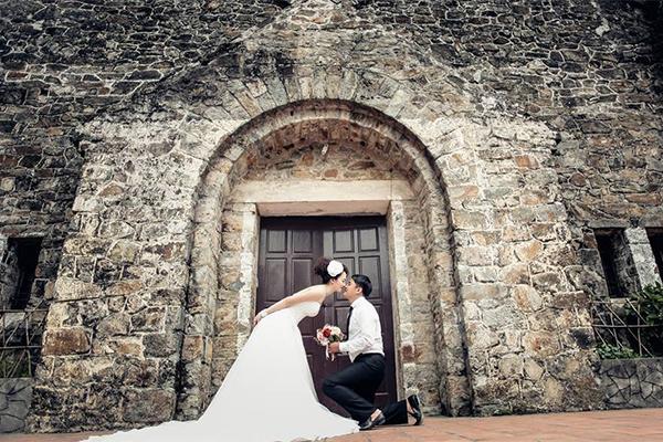 (HN) Thử làm cô dâu tại Valentine Studio