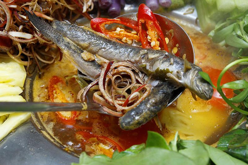 Set Lẩu cá kèo dành cho 02-04 người tại NH Phương Nam