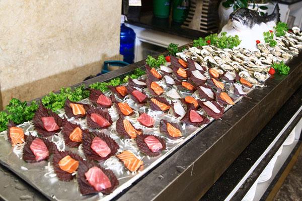 (HN) Buffet Hải Sản Cao Cấp Tại NH Lã Vọng