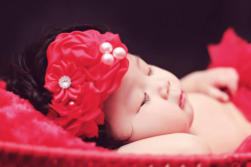 Lưu giữ khoảnh khắc thiên thần của bé yêu + Tặng 02 ảnh ép lụa tại JOJO Studio