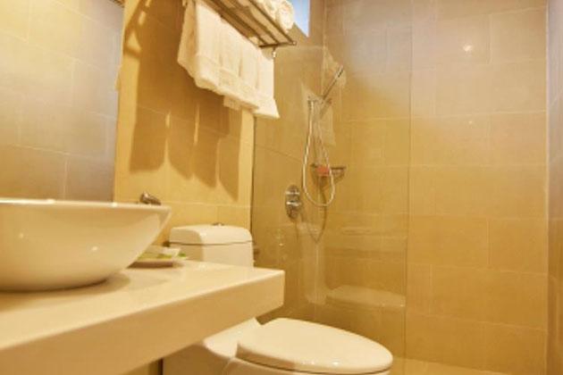 Phòng Deluxe Twin/ Executive Double 2N1Đ: Khách sạn Gold 3 Đà Nẵng