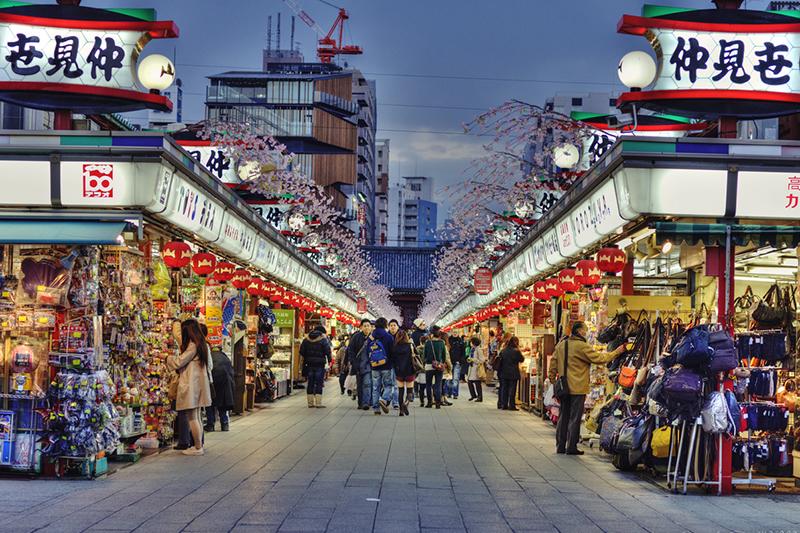 Tour Nhật Bản - Mùa hoa anh đào (4N3Đ)