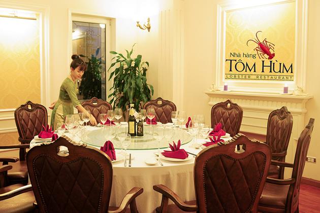 Thưởng thức Set tôm hùm thượng hạng dành cho 01 người tại Nhà hàng Lobster