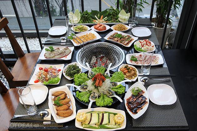 Thưởng thức Buffet Thái tại Nhà hàng Thai Pattaya - Ưu đãi riêng dành cho KH đổi điểm Vinaphone