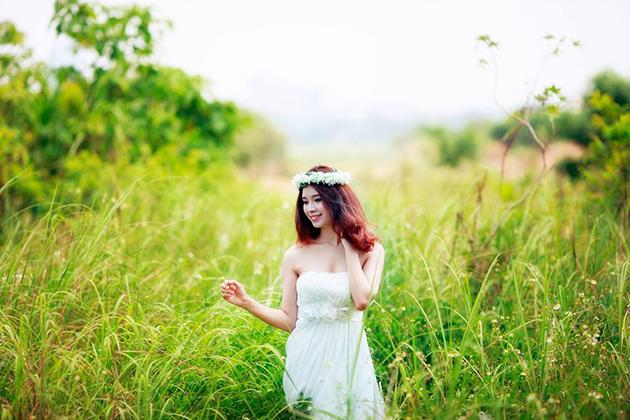 Chụp ảnh thời trang ngoại cảnh cùng Wide Photo