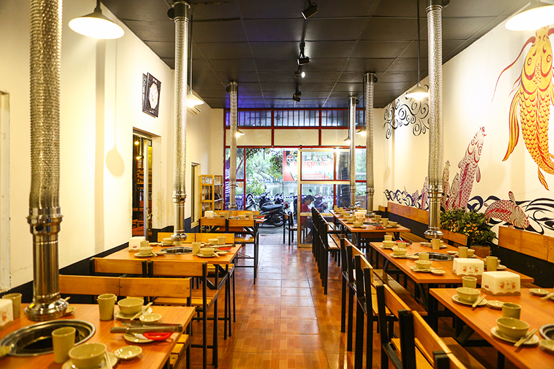 Buffet nướng kiểu Nhật đặc biệt tại Koishi BBQ