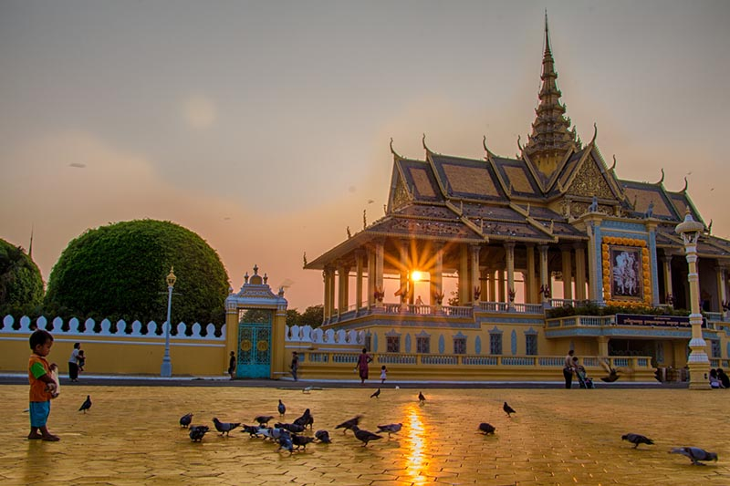 Tour Sihanoukville - Đảo Koh Rong Saloem - Khởi hành Mùng 03 Tết Âm Lịch (3N3Đ)
