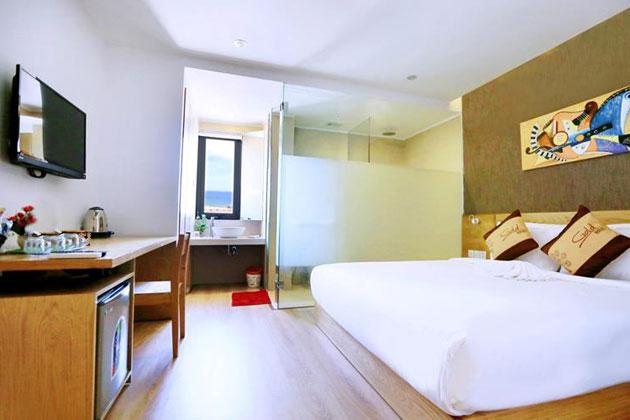 Phòng Superior Double/ Twin 2N1Đ: Khách sạn Gold 3 Đà Nẵng