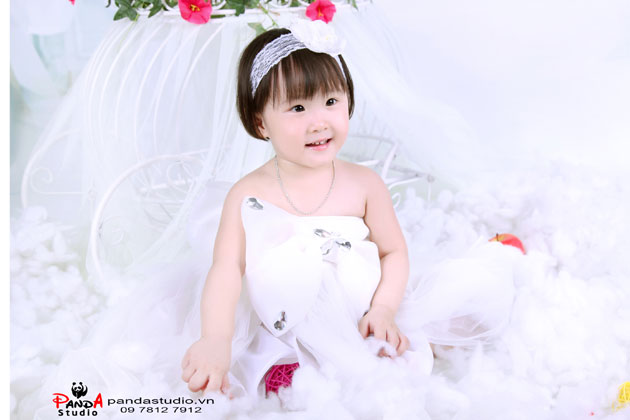 Hấp dẫn gói Chụp ảnh cho bé yêu tại Panda Studio