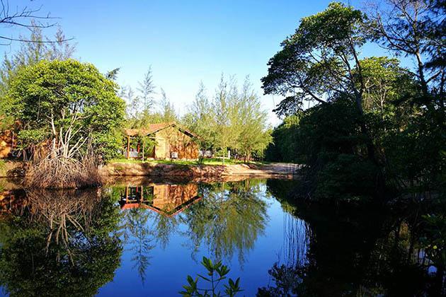 Trọn gói Lều du mục - Bao gồm ăn và dịch vụ giải trí tại Resort Hodota 2* (2N1Đ)
