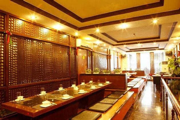 Buffet hải sản cao cấp tại Nhà Hàng Sochu