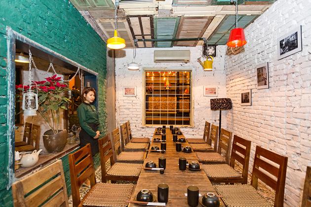 Tuyệt hảo Set lợn mán đủ món dành cho 04 người tại Nhà hàng Góc Quê