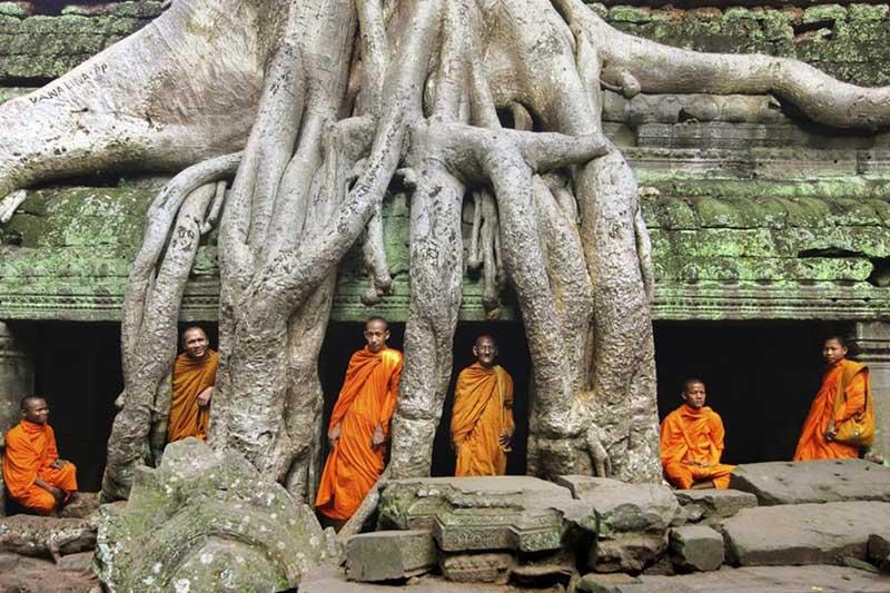 Tour Siem Reap - Phnom Penh (4N3Đ)