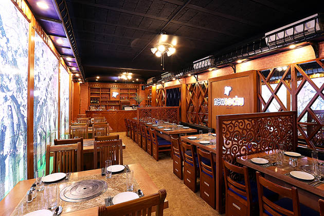 Buffet Nướng - Lẩu truyền thống tại nhà hàng Sochu - Không Phụ Thu