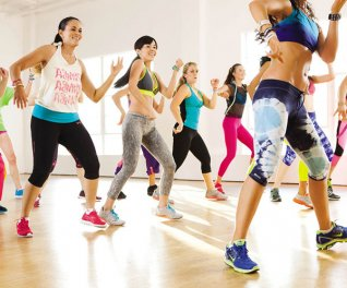 CLB Alice Zumba Fitness