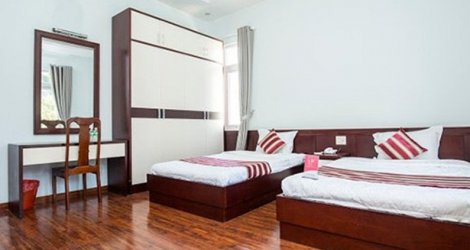 Phòng Superior Single - Double NhaTrang Hills Villas
