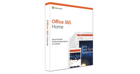 Microsoft Office 365 Home 6GQ-00968