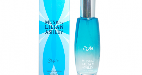 Nước hoa Musk Lilian Ashley - Style - 75 ml