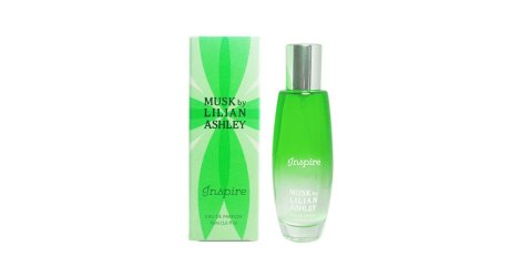 Nước hoa Musk by Lilian Ashley Inspire 75ml