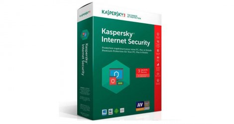 Kaspersky Internet Security – 3 PC
