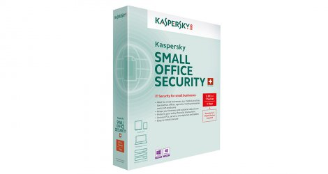 Kaspersky Small Office Security 05 PC và 01 File Server