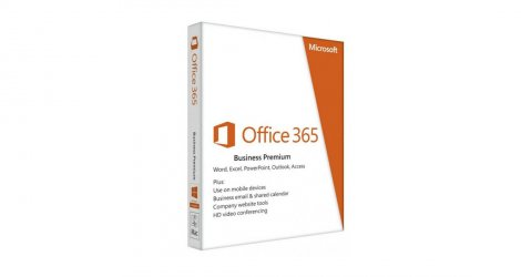 Microsoft Office 365 BusinessPrem ShrdSvr SNGL SubsVL OLP NL Qualified Annual 9F4-00003