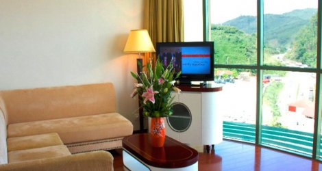 Executive Suite Twin/Double - Sapaly Hotel Lào Cai 4* (2N1Đ)