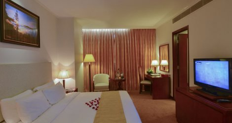 Phòng Junior Suite Twin/Double - Sapaly Hotel Lào Cai 4* (2N1Đ)