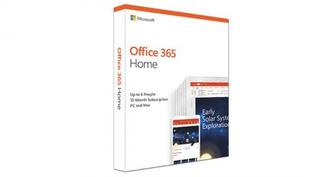 Microsoft Office 365 Home 6GQ-00083