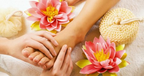 60 phút massage body foot massage tại Bali Massage & Spa