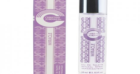 Nước hoa Christian Jornald Miracle 60ml