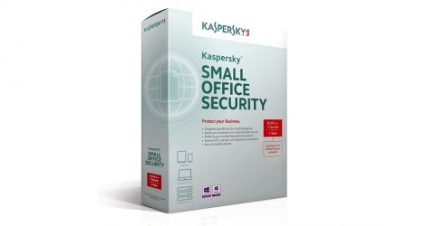 Kaspersky Small Office Security 10 PC và 01 File Server
