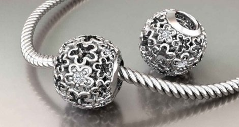 Sphere 05 - Silver Charm 950