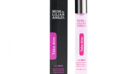 Nước hoa Musk Lilian Ashley - Take Aim - 30 Ml - Nam