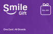 Smile Gift for Shopping trị giá 500k