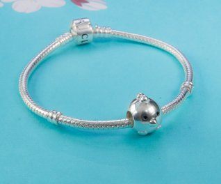 Chick - Silver Charm 950