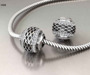 Sphere 06 - Silver Charm 950