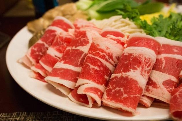 Buffet Lẩu Bò Úc nhập khẩu cực chất - ăn thả phanh