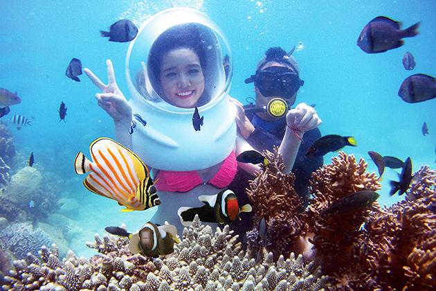 Tour Nha Trang 1N - 4 đảo - lặn biển bằng bình dưỡng khí - khám ...