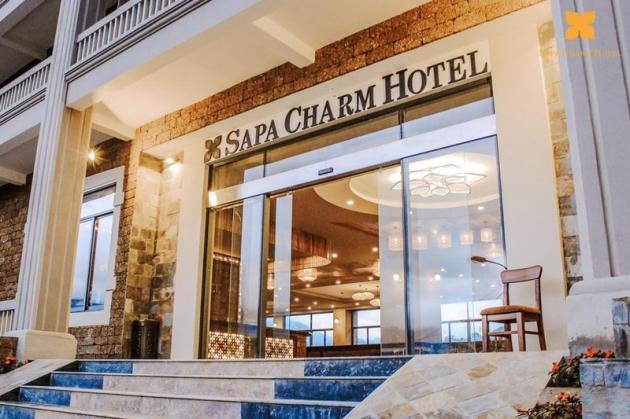 Trải nghiệm khám phá Sapa 2N1Đ - Nghỉ dưỡng tại khách sạn Sapa Charm 4 sao