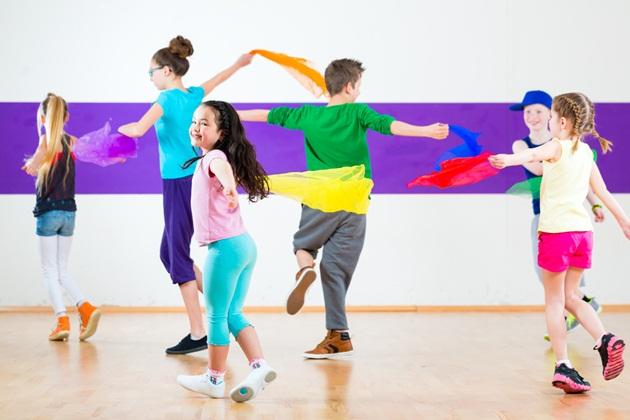 Khóa Học Nhảy Hiện Đại Hoặc Zumba Cho Trẻ 04 Tới 12 Tuổi Tại CLB Năng Khiếu  Kidsclub 08 Buổi