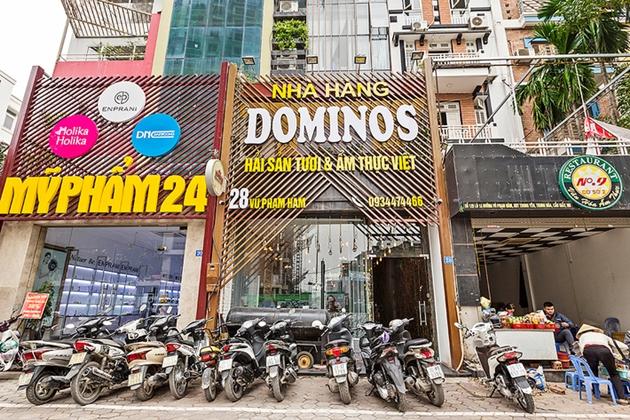 Mẹt cá lăng 07 món đầy đặn cho 06 người tại Nhà hàng Dominos