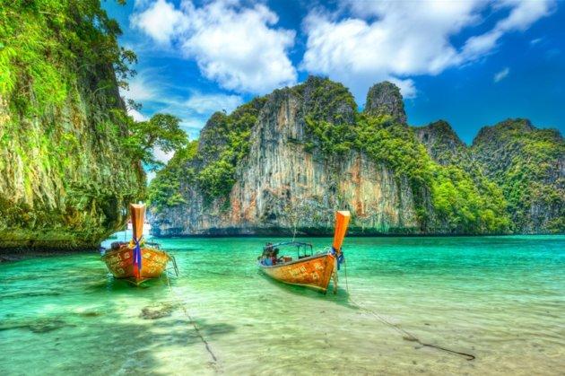 Tour Phuket Thái Lan 4N3Đ - Vịnh Phang Nga - Bay thẳng