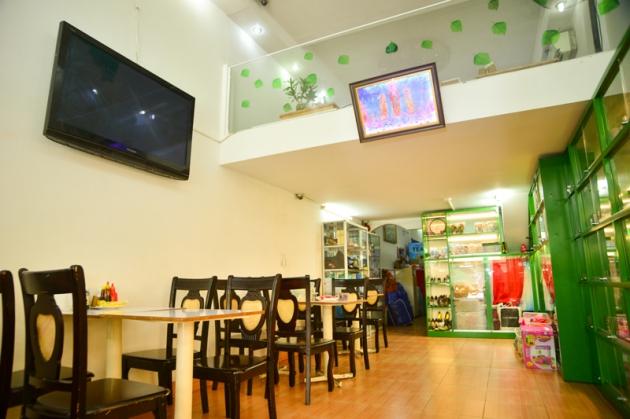 Nhà hàng Chay Bồ Đề Ngọc Xanh
