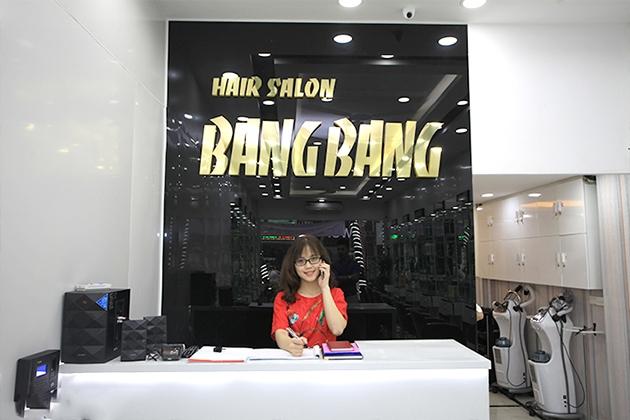 Trọn Gói Làm Tóc & Tặng 01 Lần Hấp Phục Hồi Tại Hair Salon Bangbang